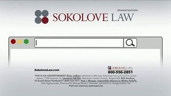 Sokolove Law TV Spot, 'Search Mesothelioma Sokolove Law' - Thumbnail 3