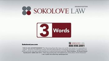 Sokolove Law TV Spot, 'Search Mesothelioma Sokolove Law' - Thumbnail 7