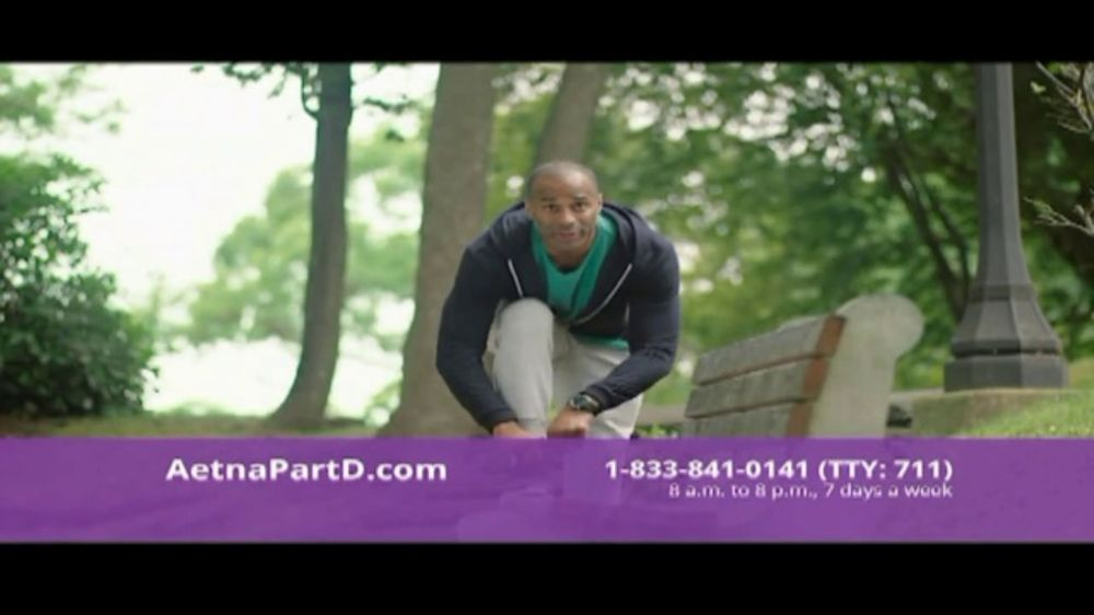 Aetna Medicare Rx Select TV Commercial, 'Getting Older Isn't What it Used to Be'