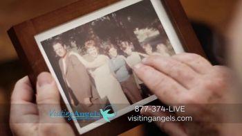 Visiting Angels TV Spot, 'Caring Angel' - Thumbnail 1