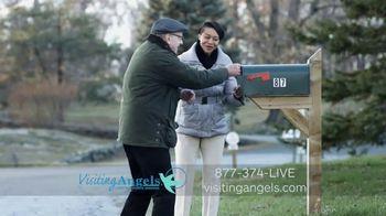 Visiting Angels TV Spot, 'Caring Angel' - Thumbnail 7