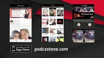 PodcastOne TV Spot, 'The App Is Here!' - Thumbnail 8