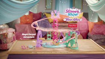 Shimmer and Shine Teenie Genies Magic Carpet Adventure TV Spot, 'Fly' - Thumbnail 7