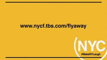 NYCF Flyaway and VIP Experience Sweepstakes TV Spot, 'Grand Prize' - Thumbnail 7