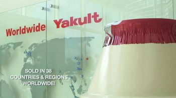 Yakult TV Spot, 'Worldwide'