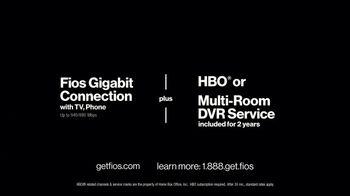 Fios Gigabit Connection TV Spot, 'Fastest Internet Ever: Stream TV' - Thumbnail 6