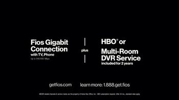 Fios Gigabit Connection TV Spot, 'Fastest Internet Ever: Stream TV' - Thumbnail 7