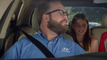 2017 Hyundai Tucson TV Spot, 'Interrupted' [T2] - Thumbnail 4