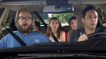 2017 Hyundai Tucson TV Spot, 'Interrupted' [T2]