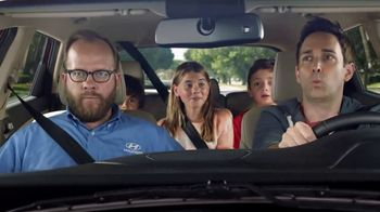 2017 Hyundai Tucson TV Spot, 'Interrupted' [T2] - Thumbnail 7