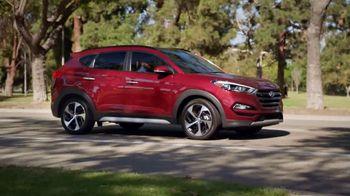 2017 Hyundai Tucson TV Spot, 'Interrupted' [T2] - Thumbnail 8