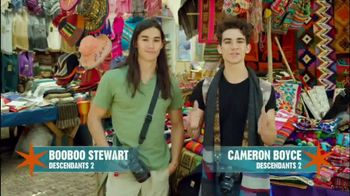 Adventures by Disney TV Spot, 'Family' Feat. Booboo Stewart, Cameron Boyce