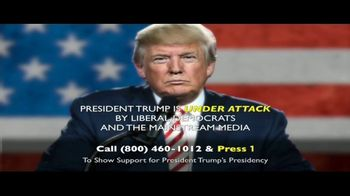 Committee to Defend the President TV Spot, 'Under Attack' - Thumbnail 1