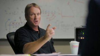 Dunkin' Donuts App TV Spot, 'Coffee Coach: Line' Featuring Jon Gruden - Thumbnail 5
