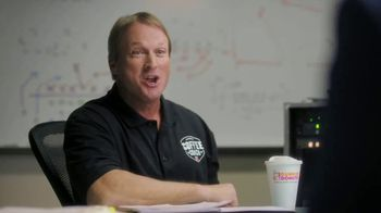 Dunkin' Donuts App TV Spot, 'Coffee Coach: Line' Featuring Jon Gruden - Thumbnail 6