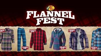 Bass Pro Shops Flannel Fest TV Spot, 'Flannel and Vortex' - Thumbnail 5