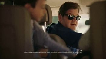 Nationwide Insurance TV Spot, 'For All Your Sides' Feat. Leslie Odom, Jr. - Thumbnail 6
