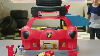 Mickey and the Roadster Racers and Minnie TV Spot, 'Adventures' - Thumbnail 2