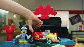 Mickey and the Roadster Racers and Minnie TV Spot, 'Adventures' - Thumbnail 5