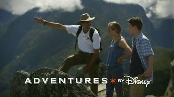 Adventures by Disney TV Spot, 'Rafting' Feat. Booboo Stewart, Cameron Boyce - Thumbnail 10