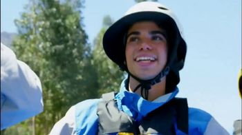 Adventures by Disney TV Spot, 'Rafting' Feat. Booboo Stewart, Cameron Boyce - Thumbnail 6