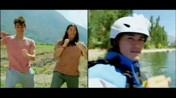 Adventures by Disney TV Spot, 'Rafting' Feat. Booboo Stewart, Cameron Boyce - Thumbnail 8