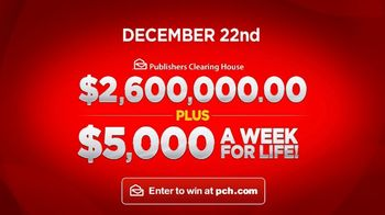 Publishers Clearing House TV Spot, 'Nov17 Introducing :30' - Thumbnail 10