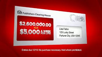 Publishers Clearing House TV Spot, 'Nov17 Introducing :30' - Thumbnail 8