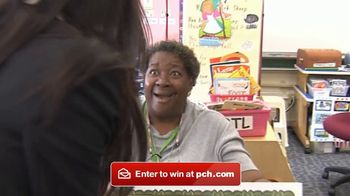 Publishers Clearing House TV Spot, 'Nov17 Wouldn't It Be :30' - Thumbnail 1