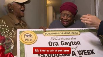 Publishers Clearing House TV Spot, 'Nov17 Wouldn't It Be :30' - Thumbnail 2