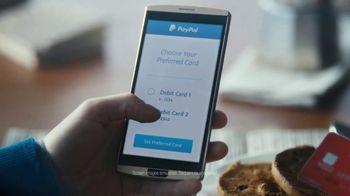 PayPal TV Spot, 'Set Payment Preferences in Advance' - Thumbnail 2
