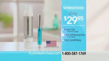 Smileactives Power Gel TV Spot, 'Teeth Whitening Will Never Be the Same' - Thumbnail 9