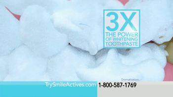 Smileactives Power Gel TV Spot, 'Teeth Whitening Will Never Be the Same' - Thumbnail 5