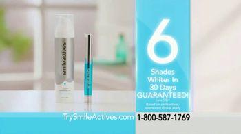 Smileactives Power Gel TV Spot, 'Teeth Whitening Will Never Be the Same' - Thumbnail 8