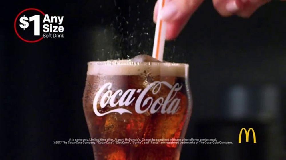 Image result for mcdonalds $1 soft drink