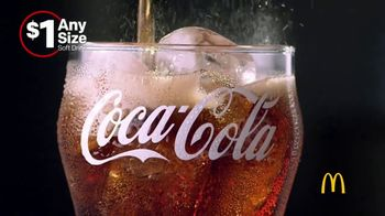 McDonald's $1 Any Size Soft Drinks TV Spot, 'Shorter Days' - Thumbnail 2