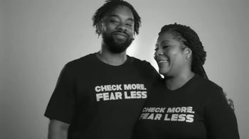 BET Goes Pink TV Spot, 'Check More, Fear Less' - Thumbnail 7