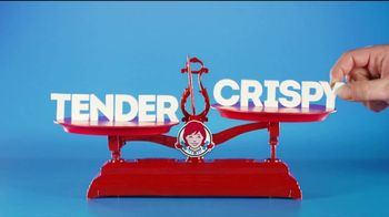 Wendy's Chicken Tenders Combo TV Spot, 'To Dip or Not to Dip'