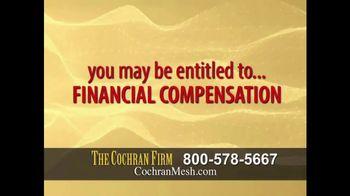The Cochran Law Firm TV Spot, 'Hernia Surgery' - Thumbnail 2