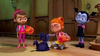 Disney Junior Vampirina Home Entertainment TV Spot - 279 commercial airings
