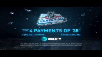 DIRECTV NHL Center Ice TV Spot, 'Home Ice Advantage' - Thumbnail 8