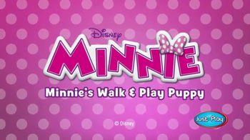 Minnie's Walk & Play Puppy TV Spot, 'Disney Junior: Twirl' - Thumbnail 9