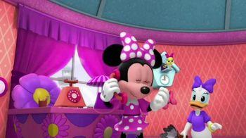 Minnie's Walk & Play Puppy TV Spot, 'Disney Junior: Twirl' - Thumbnail 1