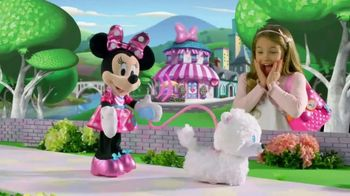 Minnie's Walk & Play Puppy TV Spot, 'Disney Junior: Twirl' - Thumbnail 2