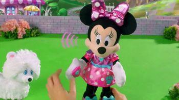 Minnie's Walk & Play Puppy TV Spot, 'Disney Junior: Twirl' - Thumbnail 3