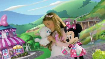 Minnie's Walk & Play Puppy TV Spot, 'Disney Junior: Twirl' - Thumbnail 6
