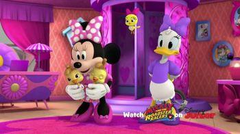 Minnie's Walk & Play Puppy TV Spot, 'Disney Junior: Twirl' - Thumbnail 7