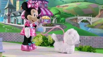 Minnie's Walk & Play Puppy TV Spot, 'Disney Junior: Twirl' - Thumbnail 8