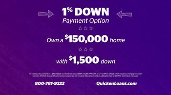 Quicken Loans TV Spot, 'Stop Wasting Money on Rent' - Thumbnail 3