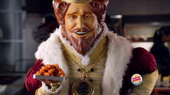Burger King Spicy Nuggets TV Spot, \'Turn up the Heat\'